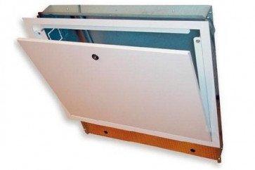Kit cornice portina per cassetta 1200 mm