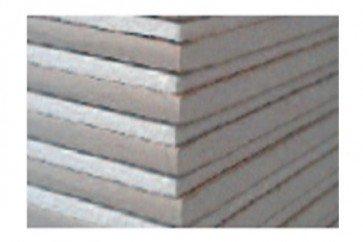 Pannello radiante 2000x1200 mm non attivo in cartongesso per riscaldamento a parete ed a soffitto