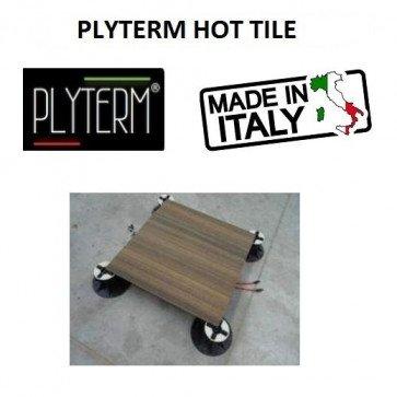Plyterm Hot Tile Copertina