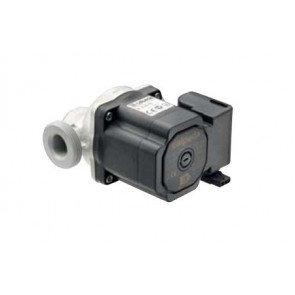 Pompa di circolazione con motore sincrono per gruppi di miscelazione in ottone