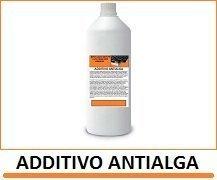 Additivo antialga per riscaldamento a pavimento