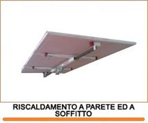 vendita materiale per riscaldamento a parete e soffitto