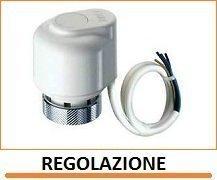 vendita accessori di regolazione per riscaldamento a pavimento